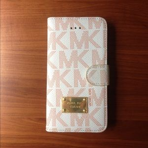 """New MK Flip Case Wallet for iPhone """"X"""""""